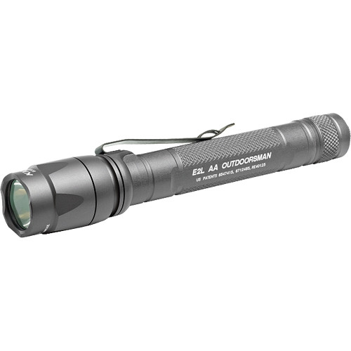 SureFire E2L AA Outdoorsman Dual-Output LED Flashlight
