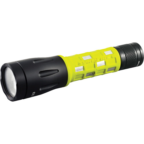 SureFire G2D Fire Rescue LED Flashlight