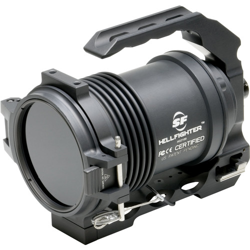 SureFire HellFighter Searchlight with IR Filter