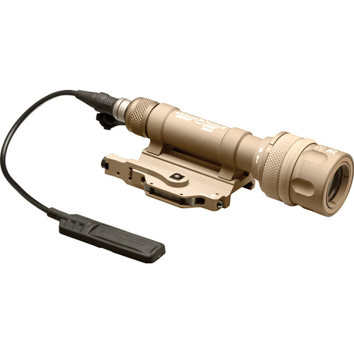 SureFire M620V Scout Light WeaponLight (Desert Sand)