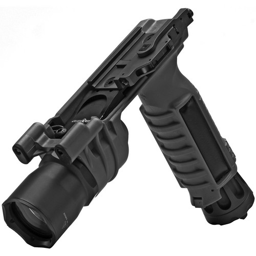 SureFire M900V Vertical Foregrip White/IR-White LED WeaponLight (Black)
