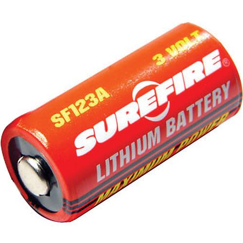 SureFire SF123A Batteries - 12