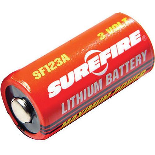 SureFire Bulk Box of 400 SureFire SF123A Batteries
