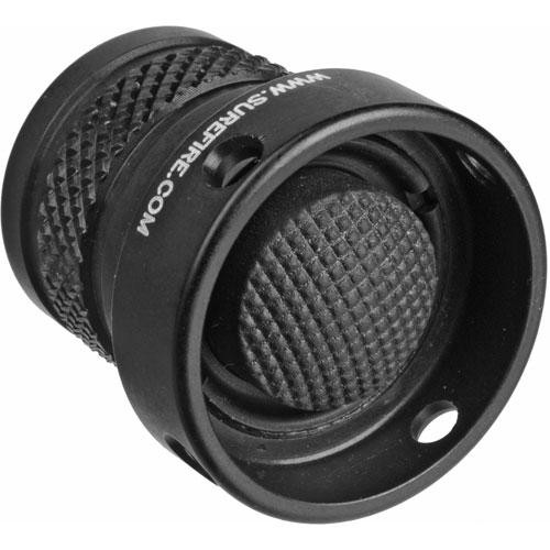 SureFire Z68 Protective Rear Cap Assembly (Black)