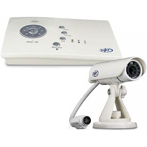 Svat CV1010DVR SD DVR With Outdoor Night Vision Camera