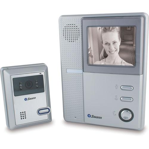 Swann SW244-BVD B/W Video Doorphone
