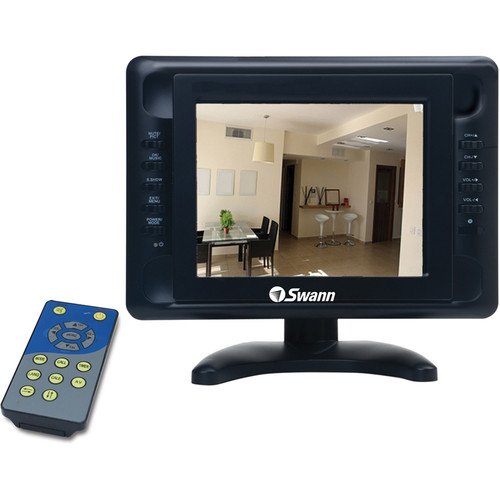 "Swann SW248-LM8 8"" LCD Security Monitor"