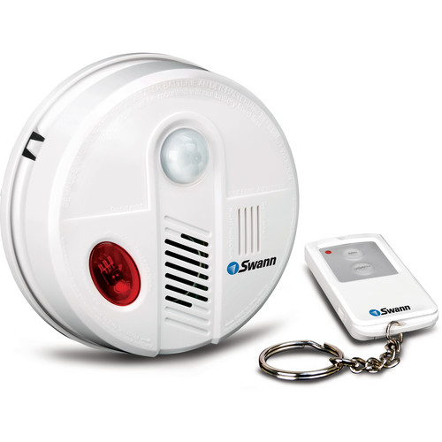 Swann Ceiling Alarm Motion Detector with Remote Control