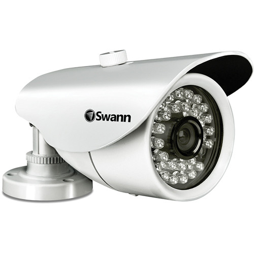 Swann 700 TVL IR All-Purpose Security Bullet Camera with 6mm Fixed Lens