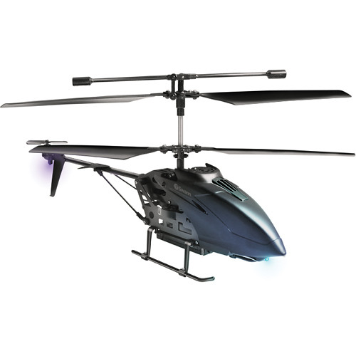 Swann Black Swann RC Stealth Helicopter