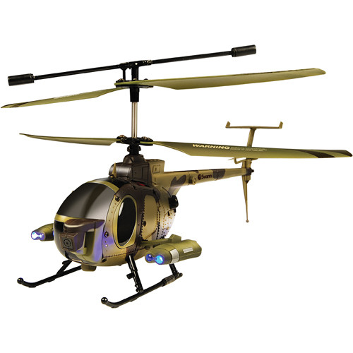 Swann Sky Eye RC Military Helicopter