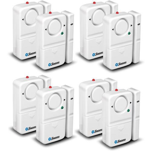 Swann Magnetic Window/Door Alarm (Pack of 8)