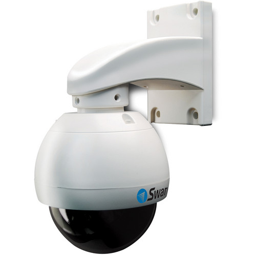 Swann High Resolution PTZ Dome Camera (3x Optical Zoom)