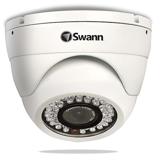 Swann 700 TVL Day/Night IR Dome Camera with 6mm Fixed Lens