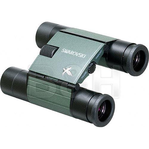Swarovski 10x25 B Pocket Binocular (Green)