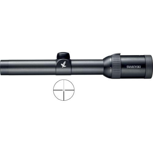 Swarovski 1-6x24 Z6 Riflescope (Matte Black)