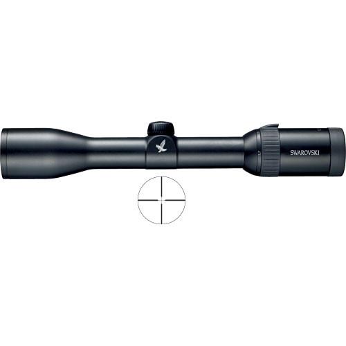 Swarovski 1.7-10x42 Z6 Riflescope (Matte Black)