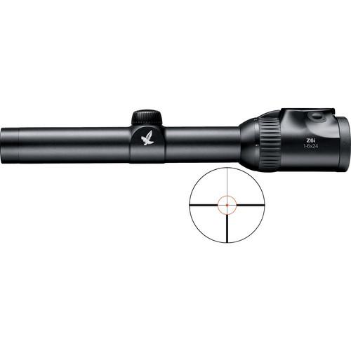 Swarovski 1-6x24 L Z6i 2nd Generation Riflescope(Matte Black)