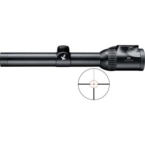 Swarovski 1-6x24 Z6i EE 2nd Generation Riflescope(Matte Black)