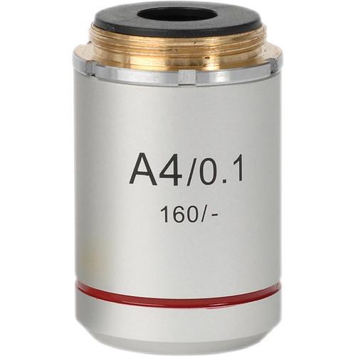 Swift MA10061 4xD Achromat Objective Lens