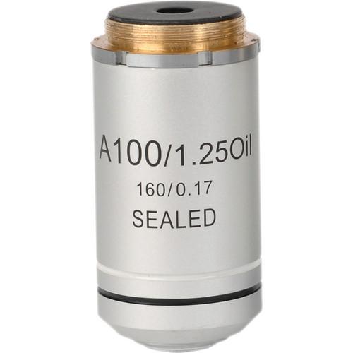 Swift MA10064 100xD Achromat Objective Lens