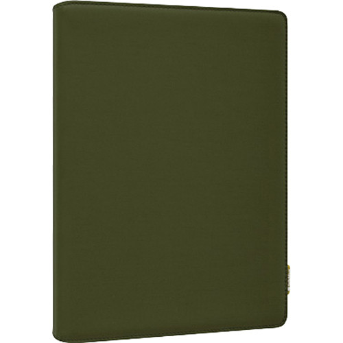 SwitchEasy Canvas Folio for the new iPad and iPad 2 (Green)