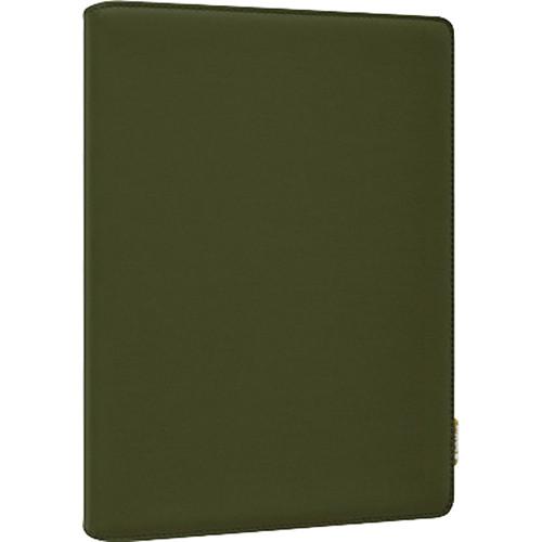 SwitchEasy Canvas Folio for the new iPad and iPad 2 (Green)