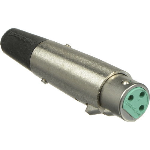 Switchcraft A3F 3-Pin XLR-F Connector