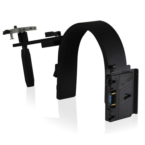 Switronix DSLR-PRO/A Camera Shoulder Support with XP-DSLR Cable Mount