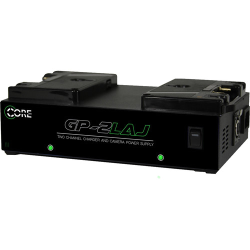 Core SWX GP-2LAJ 2-Position Simultaneous Charger
