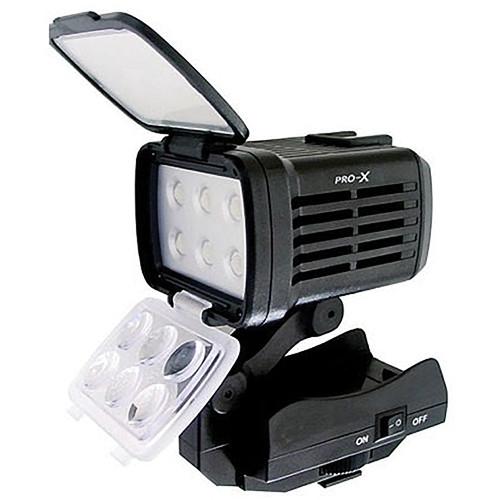 Switronix GP-H56S DV/HDV On-Camera Light (12VDC)