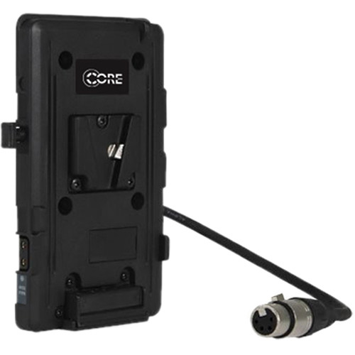 Core SWX GP-S-2PTX V-Type Mount Plate for Sony F3