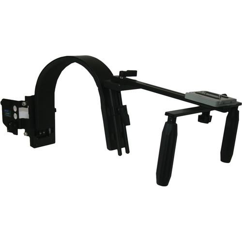 Switronix HDV-PRO/VS HDV/DV Camera Shoulder Support with V Plate & Mic Plate