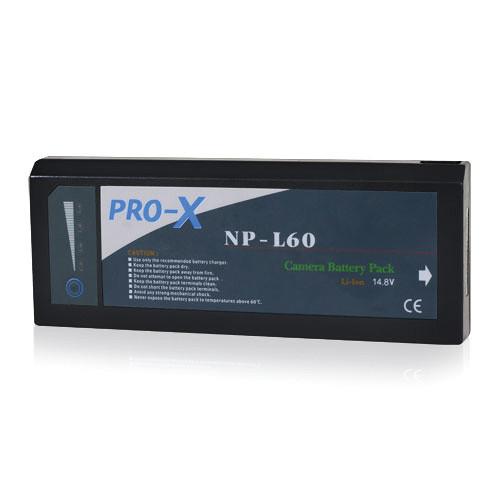 Core SWX NP-L60 Li-Ion Chemistry NP-1 Style Battery - 60 Wh, 14.8-Volts