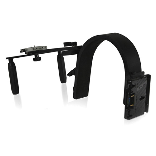 Switronix Shoulder Support for C300 W/3-Stud Mount Battery/Charger/Cable Kit