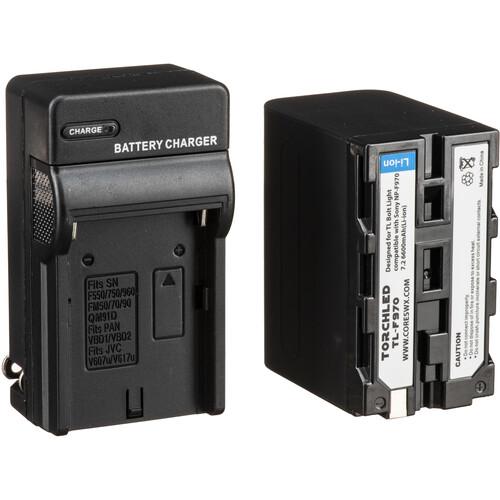 Switronix Bolt Battery Kit