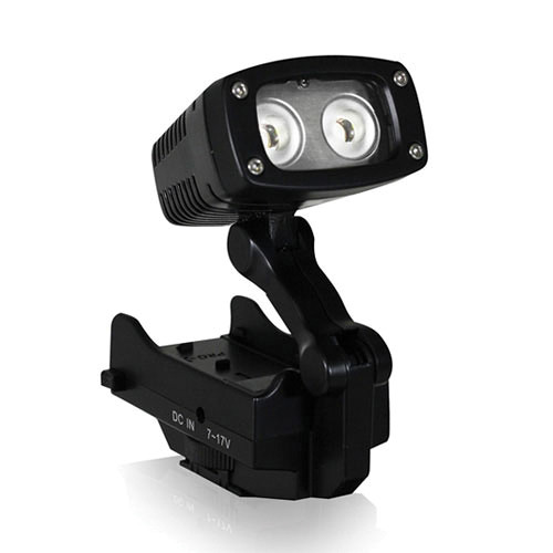 Switronix XD-L56S 20W On-Camera LED Fixture with Sony L Series Battery Sled