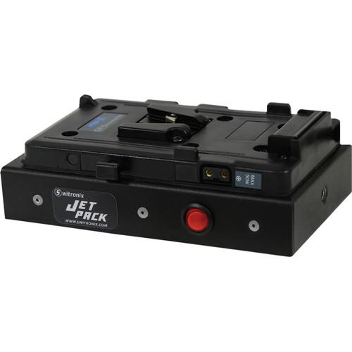 Switronix JetPack V Base V-Mount Battery and Output Adapter