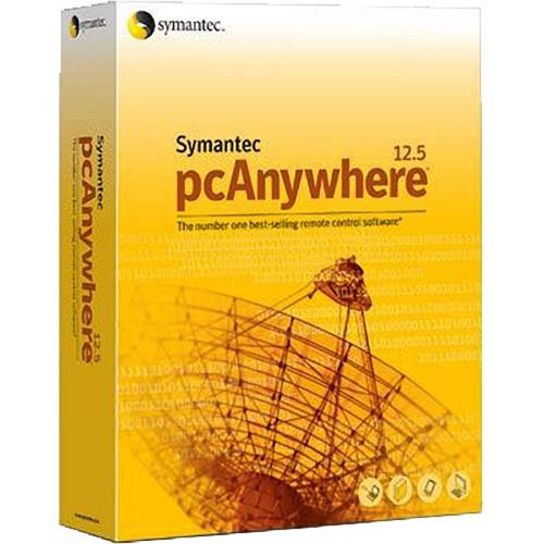 Symantec pcAnywhere 12.5 Software (Host and Remote)