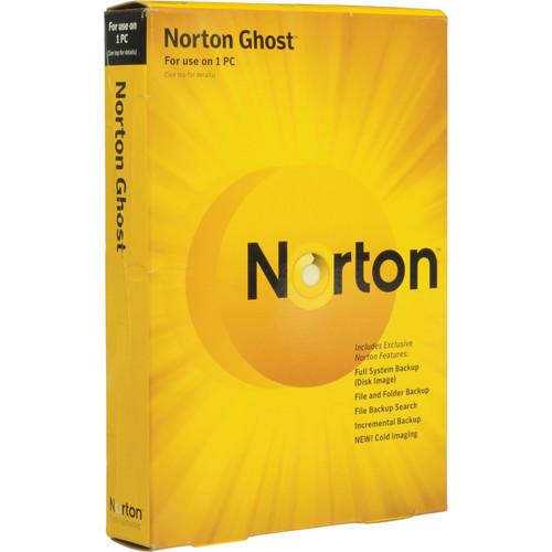 Symantec Norton Ghost 15.0 Software for Windows