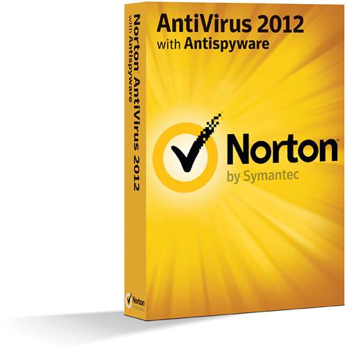 Symantec Norton AntiVirus 2012 (3 Licenses)