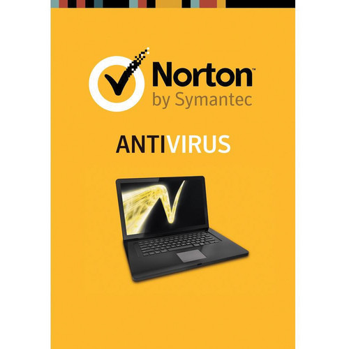 Symantec Norton Antivirus 2013 (5 User License)