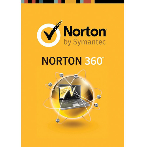 Symantec Norton 360 2013 English (Single User 3 PCs, Retail Version)