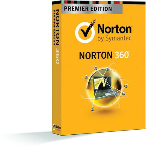 Symantec Norton 360 Premier Edition (Single User, 3 PCs)