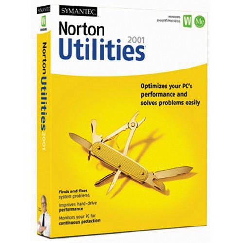 Symantec Symantec Norton Utilities 2001 Software