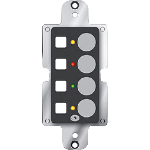 Symetrix ARC-EX4 Modular Remote Control Wall Panel