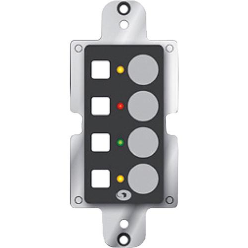 Symetrix ARC-EX4 Modular Remote Control Wall Panel