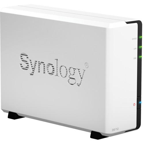 Synology DiskStation DS112 1 Bay NAS Server