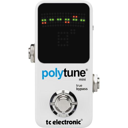 TC Electronic PolyTune Mini Poly-Chromatic Tuner