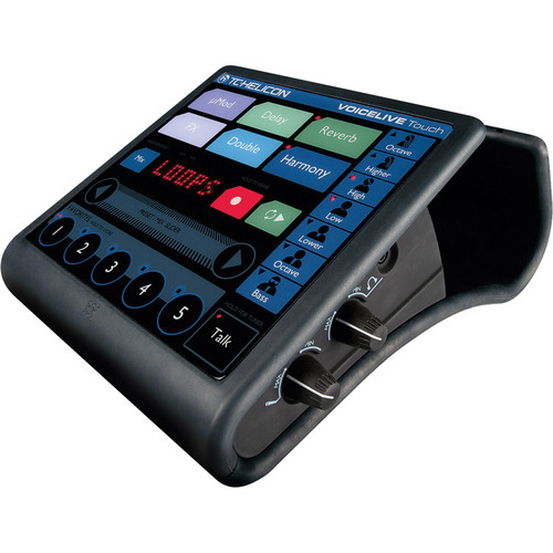 TC-Helicon VoiceLive Touch - Vocal Effects with Touch Interface
